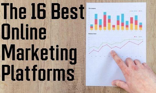 best online marketing platforms
