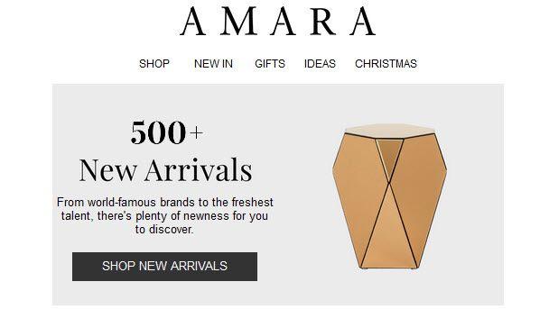 amara email blast