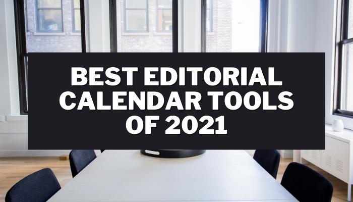 editorial calendar cover